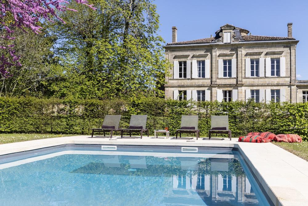 Chateau Le Vert