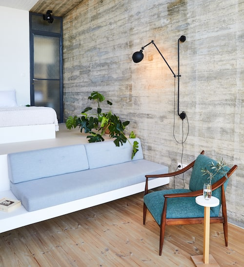Cabanon Concrete Retreat