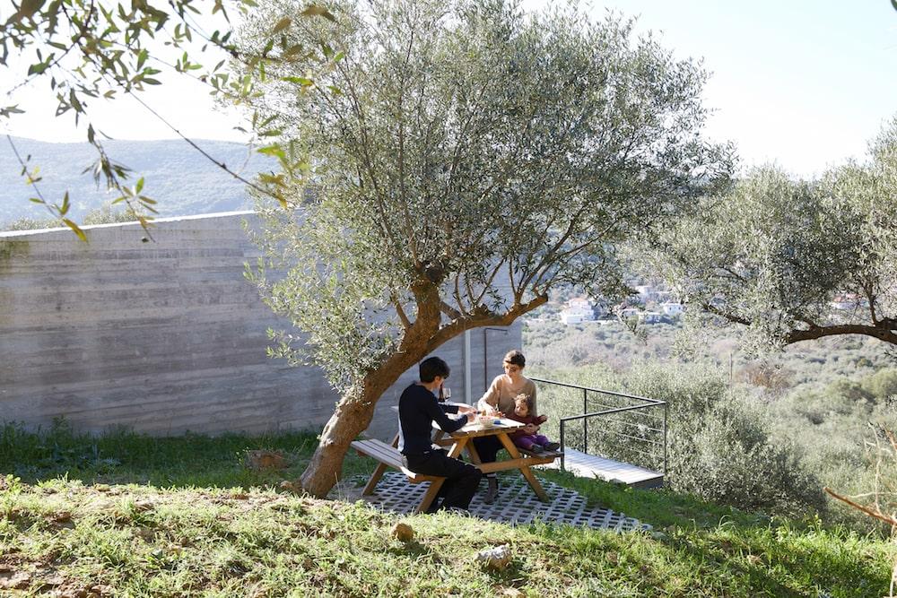 Cabanon Concrete Retreat