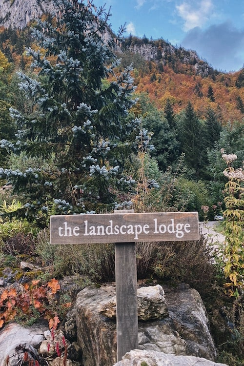 The Landscape Lodge