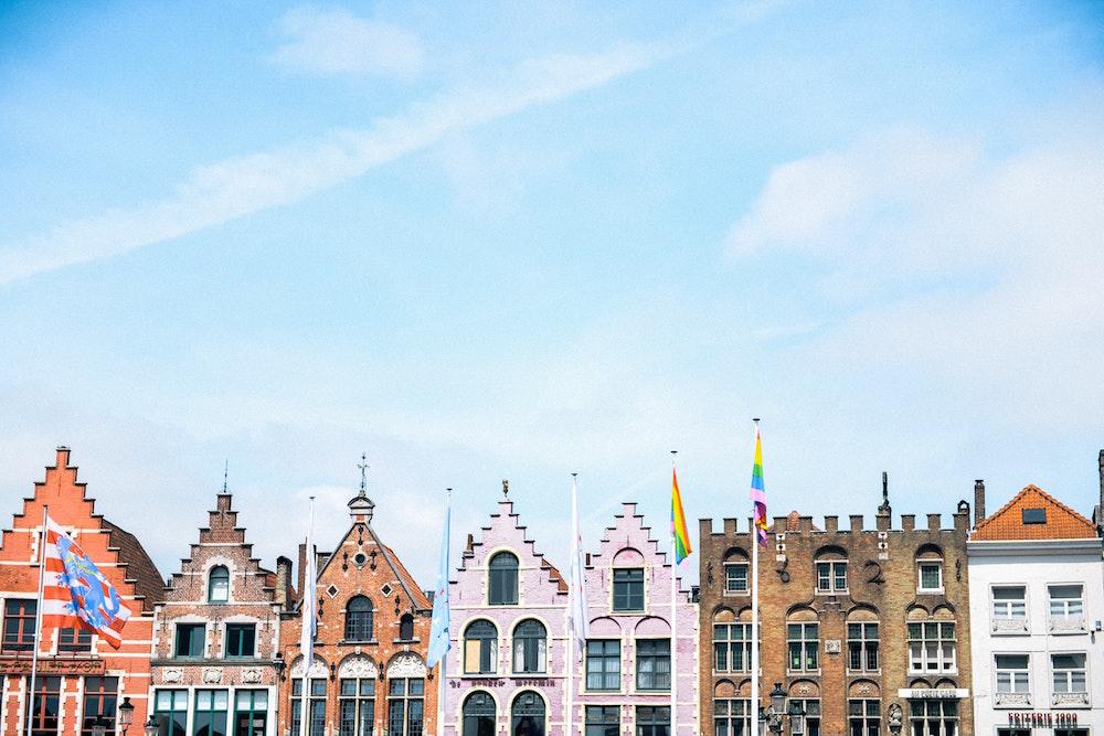 Design Bungalows Brugge