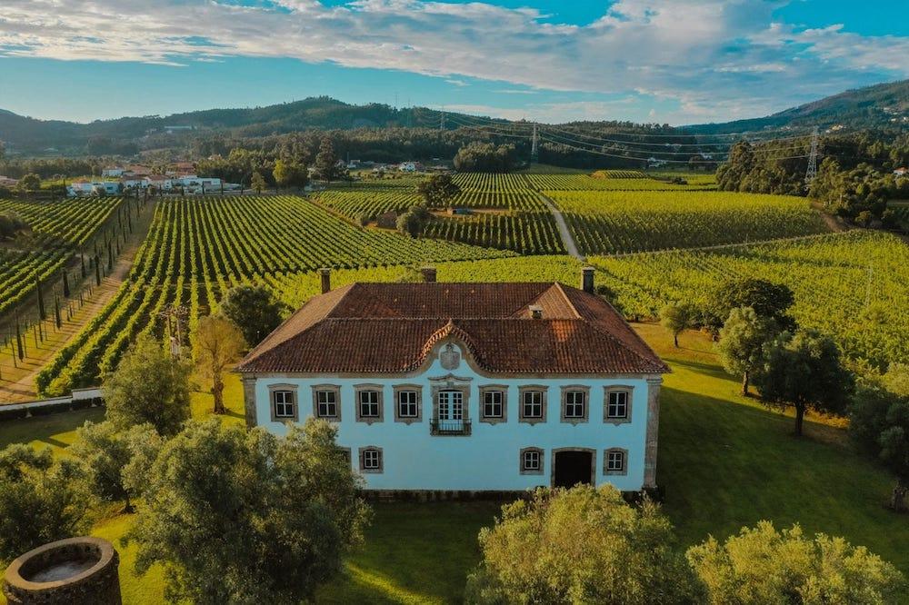 Terra Rosa Country House & Vineyards